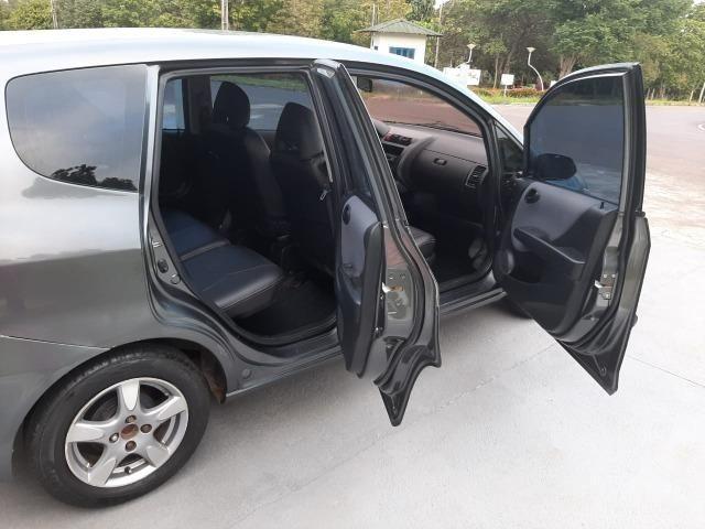 Honda Fit LX 1.4/ Automático - Ótimo Estado - Foto 9