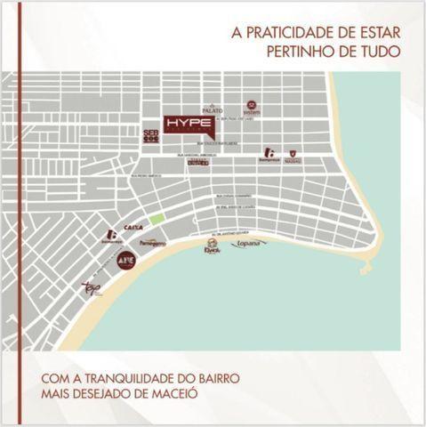Com 78,6m² seu novo apartamento é na Ponta Verde - Foto 2