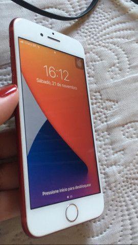 Vendo iPhone 7 red 128 g  - Foto 3
