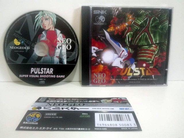Jogos réplicas para Neo Geo CD - Foto 6