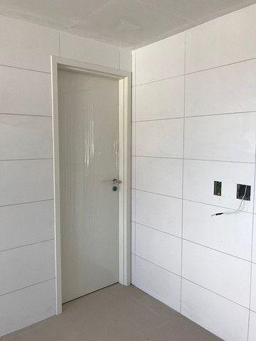 Apartamento em boa viagem 4 quartos 2 vagas de garagem , 185m² - padrão moura dubeux - Foto 16