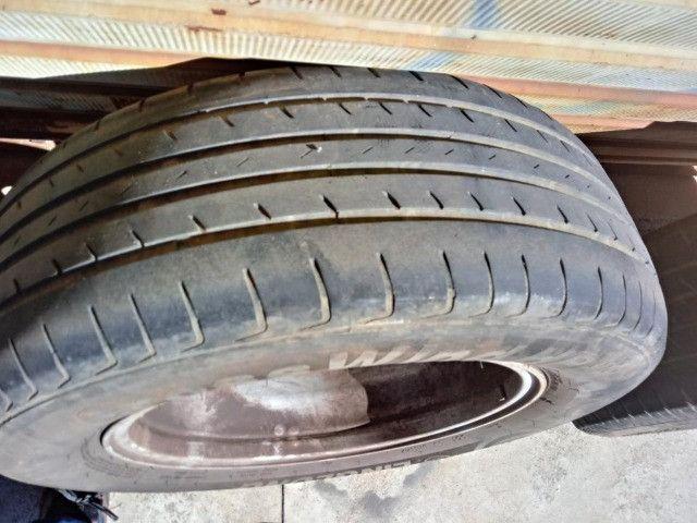 Jogo Roda Pneu Aro 17 Honda Crv 2011 - Foto 12