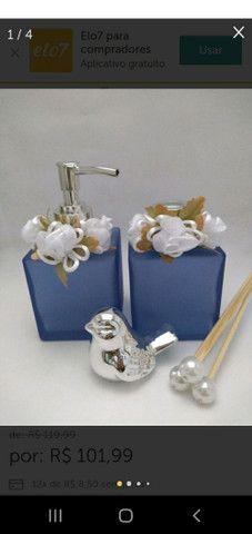Kit para lavabo - Foto 6