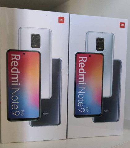 Inacreditável//Redmi Note 9 Pro 128 da Xiaomi// Novo Lacrado com Garantia e Entrega