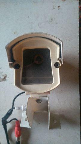 Câmera Cftv VT-686C com suporte - 7 unidades