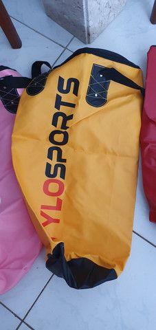 PRODUTO NOVO - 06 Sacos de Boxe StyloSport - Foto 3