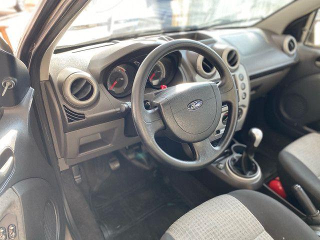 Fiesta sedan 10/11 1.6 Completo ! - Foto 4