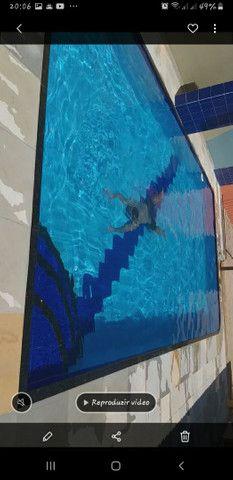 Casa com piscina no novo Iguape R$  600,00 final de semana comum , sexta a domingo. - Foto 16