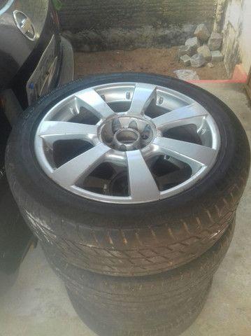 vendo troco roda 17 1200 $