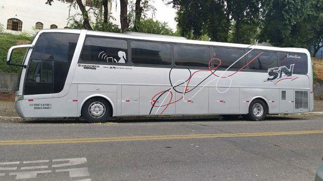 Ônibus Executivo Buscar Rodoviária MB 0500 - Foto 4