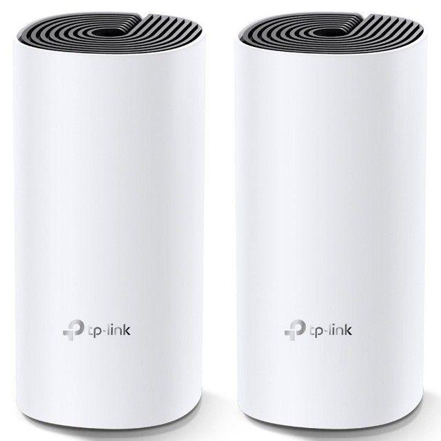 Roteador Wireless Mesh TP-Link Deco M4 AC1200, 2 Antenas ou 12X R$ 69,34