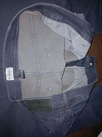 Calça Pierre cardin  nova tamanho 48 - Foto 6