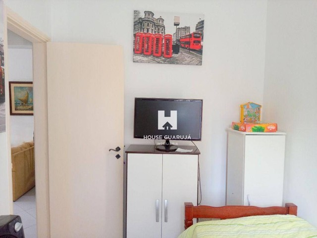 Apartamento com 2 dormitórios à venda, 68 m² por R$ 260.000,00 - Enseada - Guarujá/SP - Foto 8