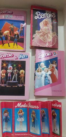 Barbie Estrela catálogos antigos