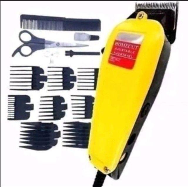 Máquina de cortar cabelo Maxtop - Foto 4