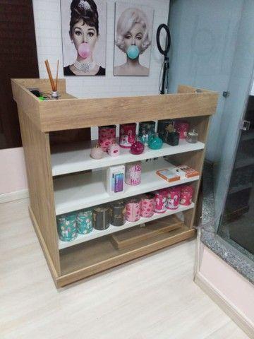 Vendo móveis para salão de beleza - Foto 4