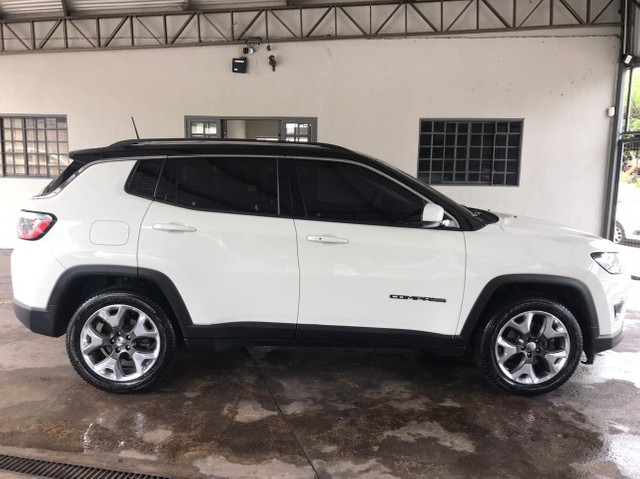 Jeep Compass Limited 2.0 16v - Foto 8