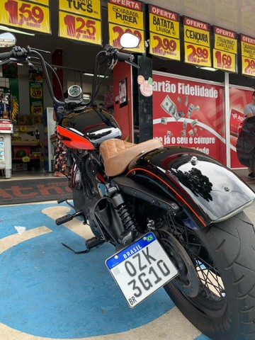 Harley 1200 custom  - Foto 5