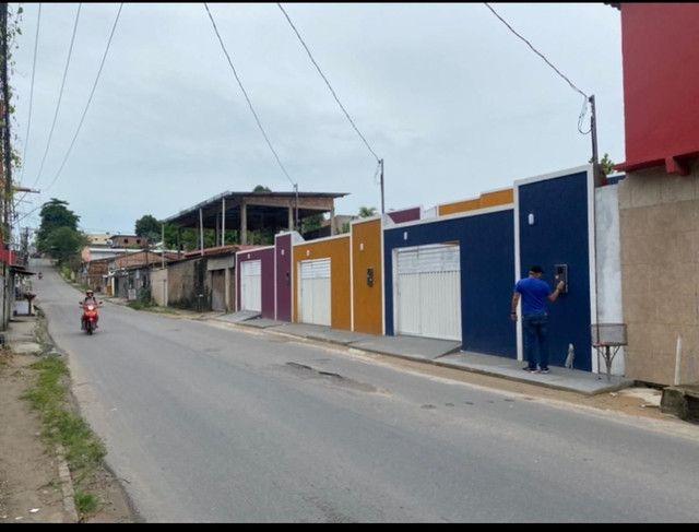 Casa no Colônia Santo Antônio / 2 quartos + quintal  - Foto 9