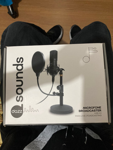 Microfone Qualidade