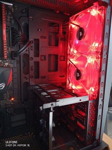 PC Gamer i5 7400 Mobo Strix M2 512Gb 8Gb Ram - Foto 4