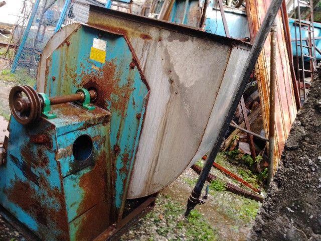 Vendo exaustor industrial - Foto 5