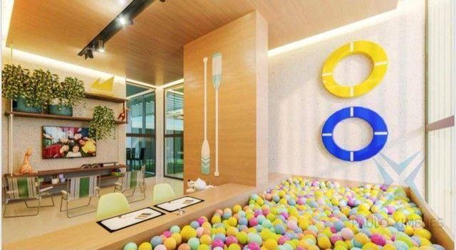 Apartamento compacto à venda, 60 m² por R$ 496.000 - Engenheiro Luciano Cavalcante - Forta - Foto 14