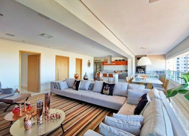 Apartamento mobiliado - Parque Lozandes 163m - Foto 3