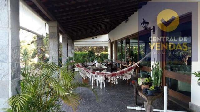 Casa à venda com 5 dormitórios em Garças, Belo horizonte cod:482 - Foto 10