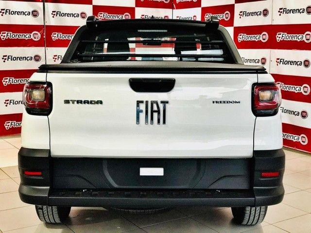 Fiat Strada FREEDOM CD 1.3 FLEX 4P - Foto 8