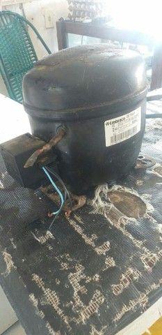 Compressor ou motor 1/5 R$ 330   - Foto 2