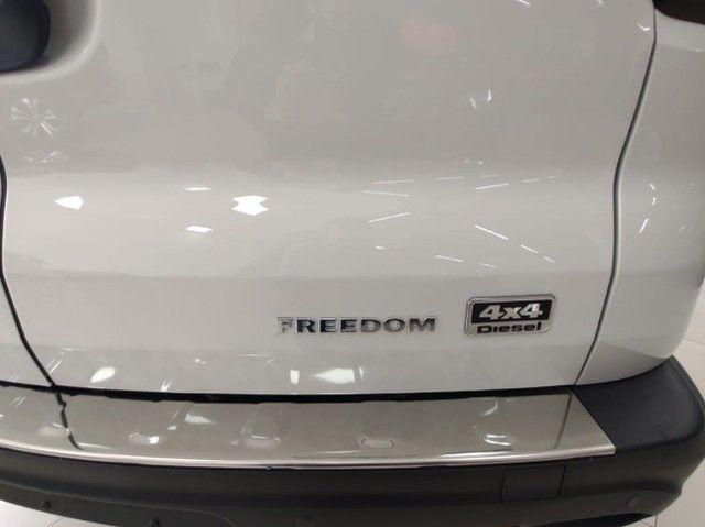 Fiat Toro Freedom Diesel 2.0 16v 2022 Automático - Foto 5