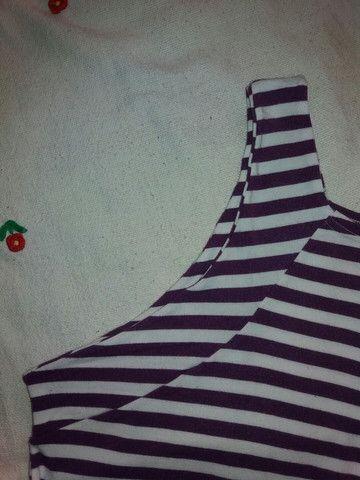 Camiseta listrada - Foto 3