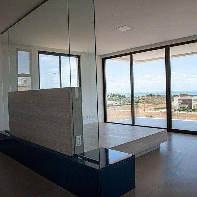 mansão com vista mar no aquiraz riviera com 5 dormitórios à venda, 419 m² por R$ 2.700.000 - Foto 11