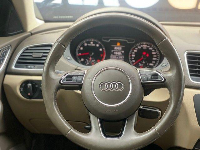Audi Q3 2.0 TFSI 2015 AC/ Troca - Foto 7