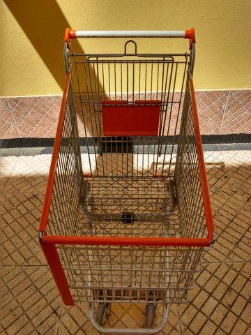 Carrinhos de supermercado - Foto 5