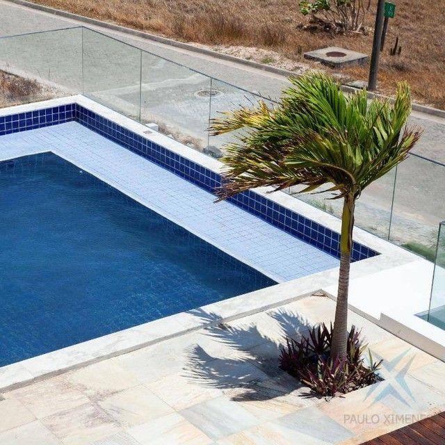 mansão com vista mar no aquiraz riviera com 5 dormitórios à venda, 419 m² por R$ 2.700.000 - Foto 8