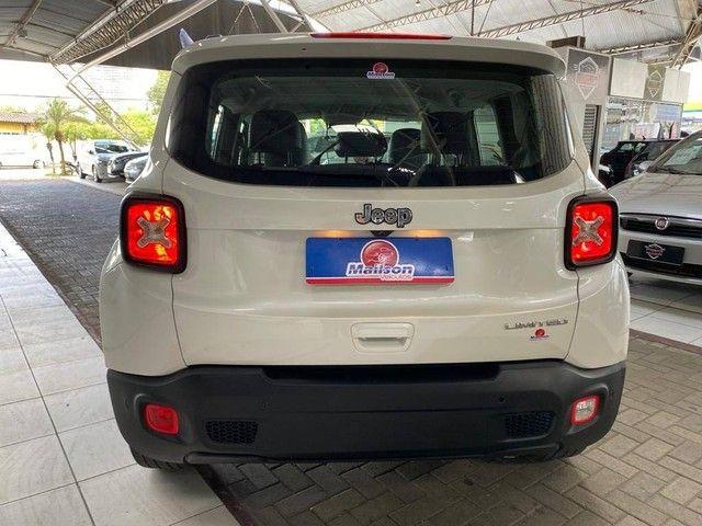 RENEGADE 2018/2019 1.8 16V FLEX LIMITED 4P AUTOMÁTICO - Foto 7