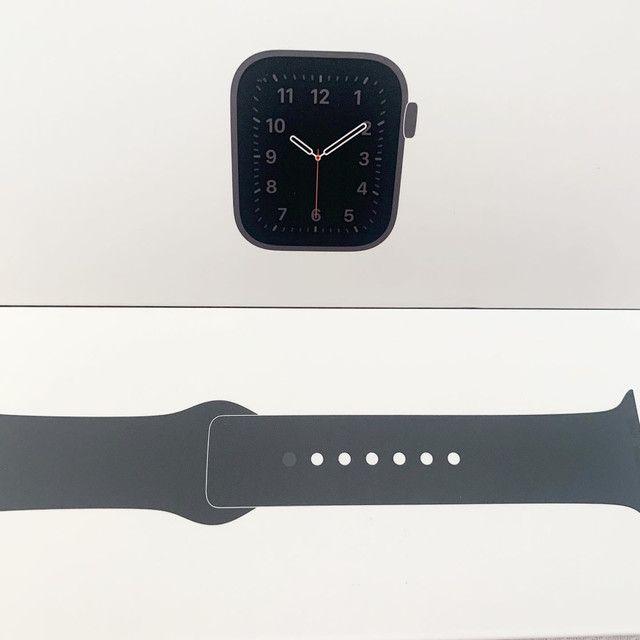 Apple Watch SE 40mm preto GPS - Foto 2