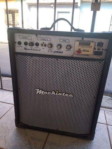 Caixa amplificado machintec auto falante de 10 ZAP 988-540-491 - Foto 2