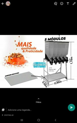 Dispenser Mec 45 litros - Foto 2
