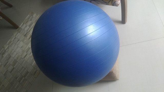 Bola Pilates Azul - Foto 3