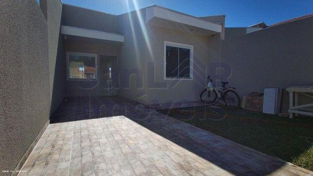 Casa para Venda em Ponta Grossa, Campo Belo, 2 dormitórios, 1 banheiro, 1 vaga