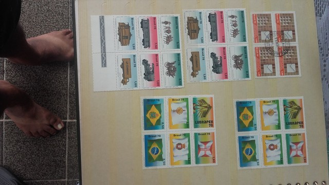 Colecionadores  de selos. - Foto 4