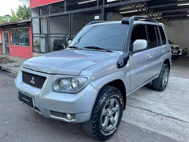 PAJERO TR4 2008/2008 2.0 4X4 16V FLEX 4P MANUAL - Foto 3