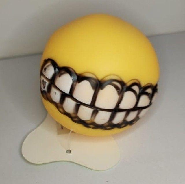 Bolinha Com Dentes Para Cachorro - Sorriso Pet - Foto 3