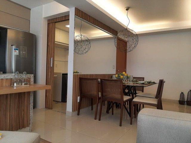 Apartamento com 64 m² sendo 2 quartos no Jardim Europa - Go - Foto 7