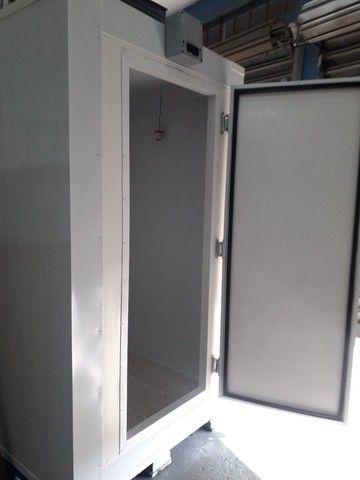 Mini  Câmara  para adega - Foto 5
