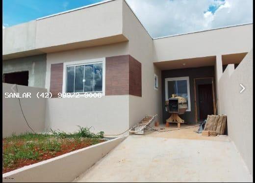 Casa para Venda em Ponta Grossa, Campo Belo, 2 dormitórios, 1 banheiro, 2 vagas - Foto 12