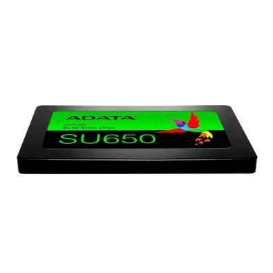 SSD Adata SU650, 240GB, SATA, Leitura 520MB/s, Gravação 450MB/s ou 12X R$ 23,58  - Foto 3